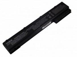 HP EliteBook 8560w, 8570w, 8760w, 8770w Laptop akkumulátor - 4400mAh (14.4V / 14.8V Fekete)