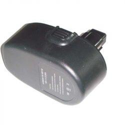 Black & Decker A9268, A9277, A9282 akkumulátor - 3300mAh (18V)