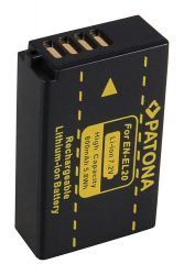 Nikon EN-EL20 / EN-EL20a akkumulátor - 850mAh (7.4V)