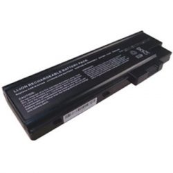 Acer Aspire 1640 / Travelmate 2300 Laptop akkumulátor - 4400mAh (14.4V / 14.8V Fekete)