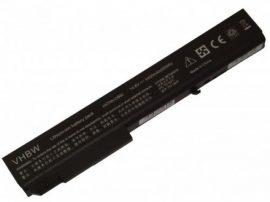 HP Elitebook 8530P, 8540W Laptop akkumulátor - 4400mAh (14.8V Fekete)