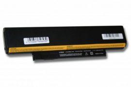 Lenovo Thinkpad E120 Laptop akkumulátor - 6600mAh (11.1V Fekete)