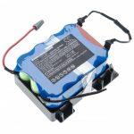 Bosch 00751992 NiMH Takarítógép akkumulátor (2000 mAh, 14.4V, 28.80 Wh)