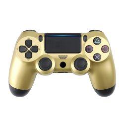 Playstation 4, PS4 wireless / vezeték nélküli kontroller - arany