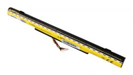 Acer AL15A32 Laptop akkumulátor - 1800mAh (14.8V Fekete)