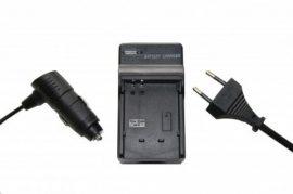 Sony NP-FP / NP-FH Series akkumulátor töltő szett