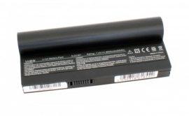 ASUS EEE PC 901/1000 fekete Laptop akkumulátor - 8800mAh (7.4V Fekete)