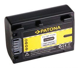 Sony NP-FV30, NP-FV40, NP-FV50 akkumulátor - 700mAh (6.8V)