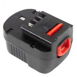 Black & Decker BDBN1202, CD12SFK akkumulátor - 2000mAh (12V)