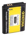 Samsung Digimax i85 / NV11 / NV30 akkumulátor - 1100mAh (3.7V)