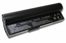 ASUS EEE PC 900a fekete Laptop akkumulátor - 4400mAh (7.4V Fekete)