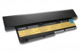 IBM Thinkpad X40 Laptop akkumulátor - 4400mAh (14.4V Fekete)