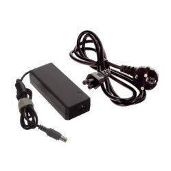 LENOVO Thinkpad T60, T61, T400, T500 laptop töltő adapter - 90W (20V 4.5A)