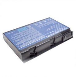 Acer Aspire 3100 5100 5110 9110 9120 Laptop akkumulátor - 4400mAh (10.8V / 11.1V Fekete)