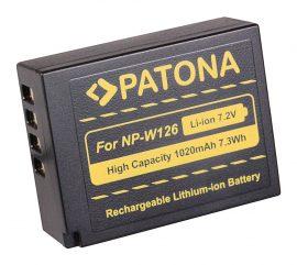 Fuji FinePix HS30 / HS30EXR / X-E1 akkumulátor - 1020mAh (7.2V)