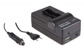 GoPro Hero4 / AHDBT-401 akkumulátor töltő szett