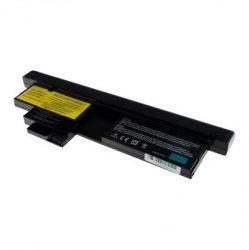 IBM Lenovo Thinkpad X200 / X201 Tablet PC Laptop akkumulátor - 4400mAh (14.4V / 14.8V Fekete)
