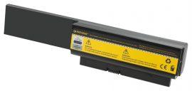 HP Probook 4210s, 4310, 4310s, 4311, 4311s Laptop akkumulátor - 4400mAh (14.8V Fekete)