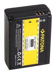 Samsung ED-BP1030 / NX200 / NX210 akkumulátor - 750mAh (7.4V)