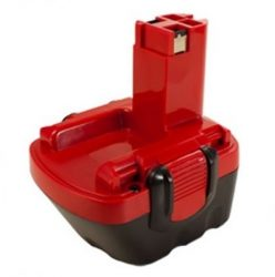 Bosch BAT043, BAT045, BAT046 akkumulátor - 3000mAh (12V)