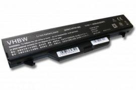 HP Probook 4510, 4710s Laptop akkumulátor - 4400mAh (14.4V / 14.8V Fekete)
