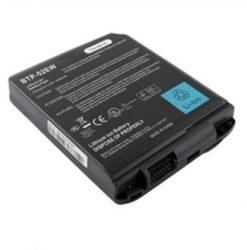 Fujitsu-Siemens Amilo M7400 Laptop akkumulátor - 4400mAh (14.4V / 14.8V Fekete)