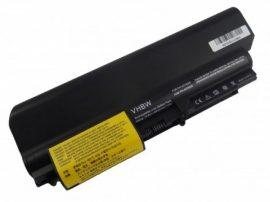 Lenovo Thinkpad T61, R61, R61i, T400 Laptop akkumulátor - 6600mAh (10.8V Fekete)