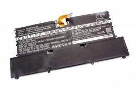 HP Spectre 13-V000 Laptop akkumulátor - 4750mAh (7.7V Fekete)