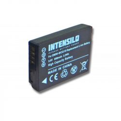 Panasonic Lumix DMC-TZ6 / DMC-TZ7 akkumulátor - 895mAh (3.7V)